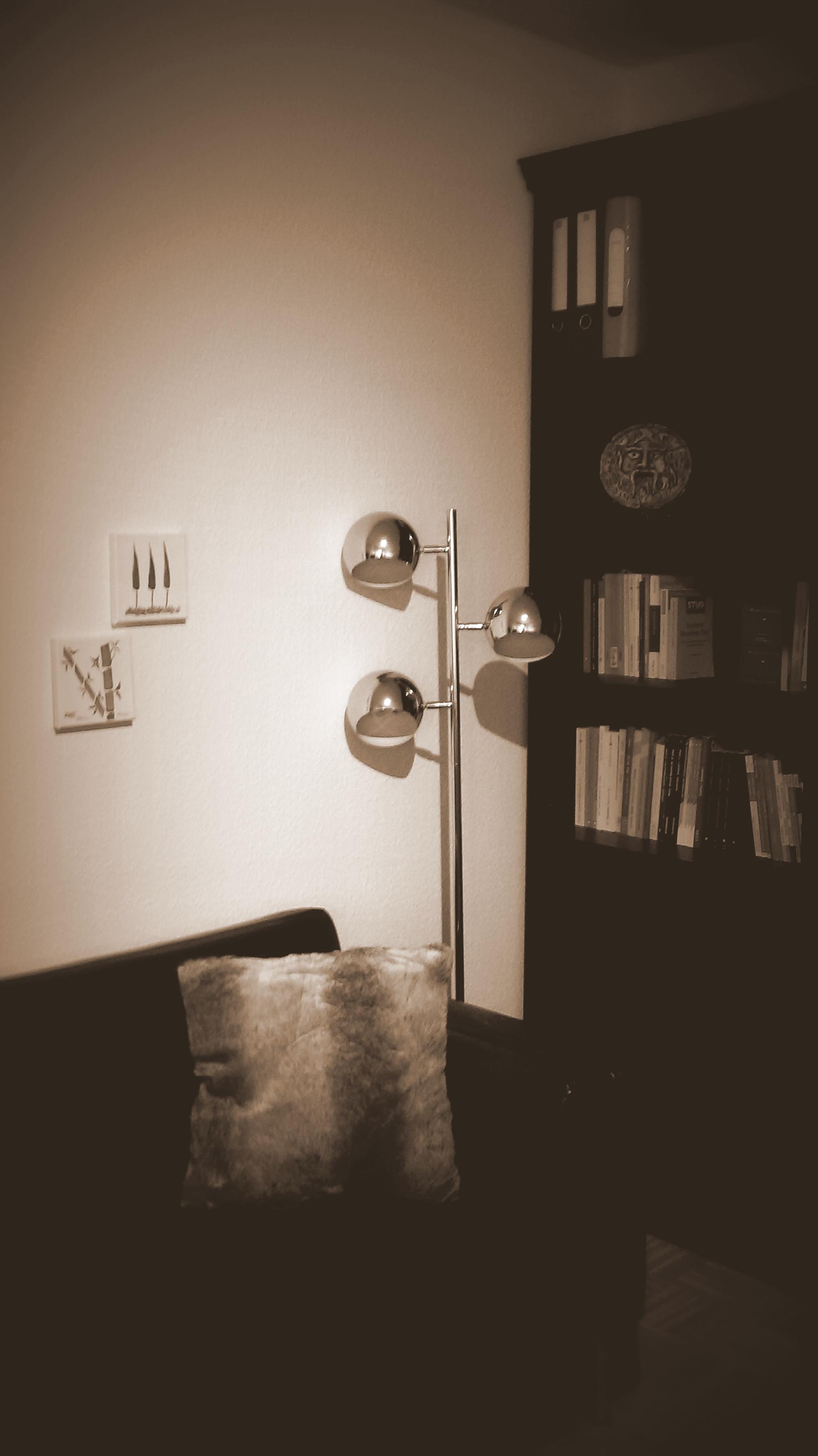 Büro sepia